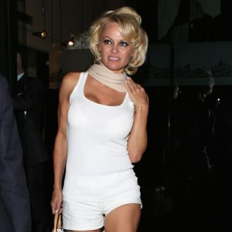 Pamela Anderson on sons 'colourful' upbringing