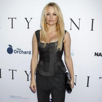 Pamela Anderson's dog 'committed suicide'