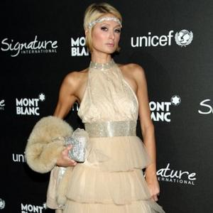 Paris Hilton Supported By Family