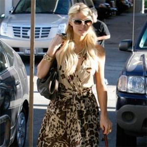 Cannabis Found In Paris Hilton's Car?
