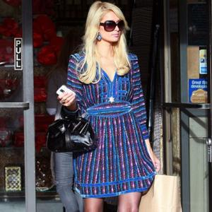 Paris Hilton In Contract Breach