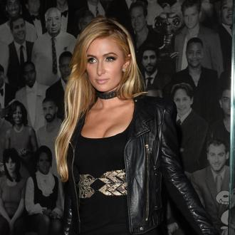 Paris Hilton launching art exhibition