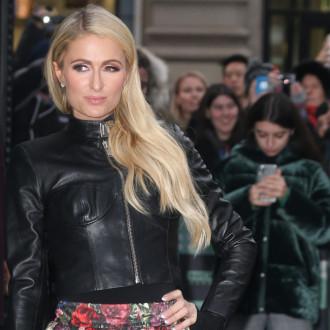 Paris Hilton stars in Lanvin's spring campaign