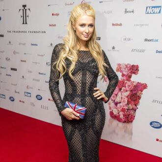 Paris Hilton 'really happy' with boyfriend