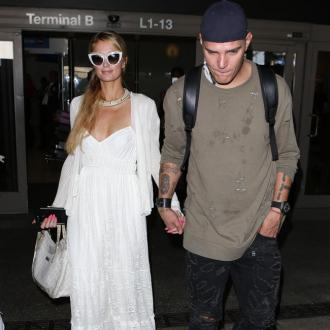 Paris Hilton and Chris Zylka moved in together after a day