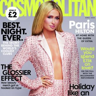 Paris Hilton wants to live forever