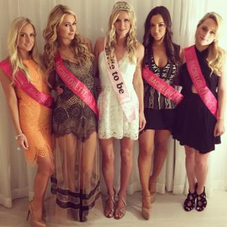 Paris Hilton throws sister Nicky bachelorette party