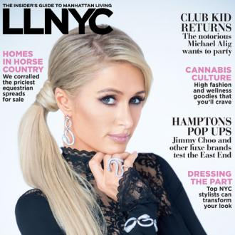 Paris Hilton warns of social media dangers
