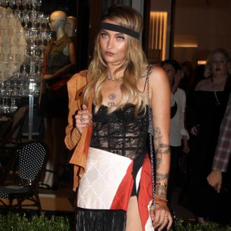 Paris Jackson storms out of Dior show