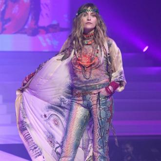 Paris Jackson makes runway debut at Jean Paul Gaultier's final show