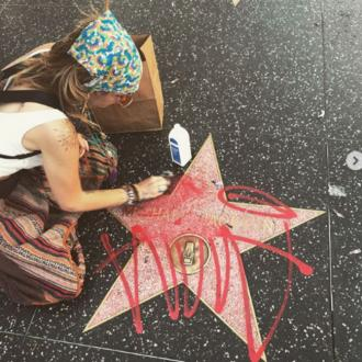 Paris Jackson slams vandals who defaced Michael Jackson's Hollywood star