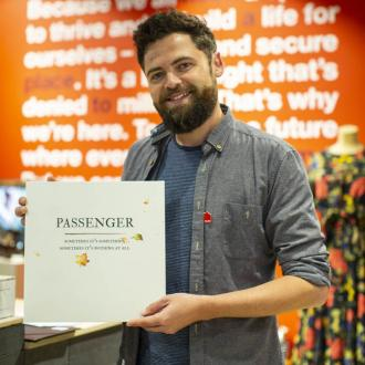 Passengers donates full album profits to homeless charity