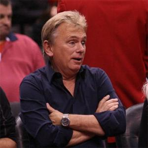 Pat Sajak Reveals Drunken 'Wheel Of Fortune' Days