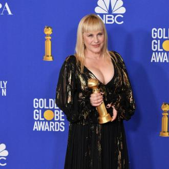Patricia Arquette gets political at Golden Globes