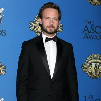Patrick J. Adams: My Wife Loves To See Me 'Get Weird'