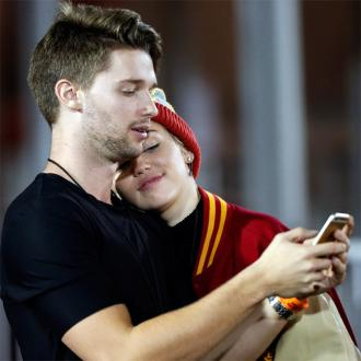 Patrick Schwarzenegger 'Is Behind Miley Cyrus's Partying'