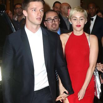 Miley Cyrus Warns Patrick Schwarzenegger