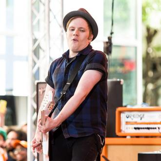 Patrick Stump is a dad
