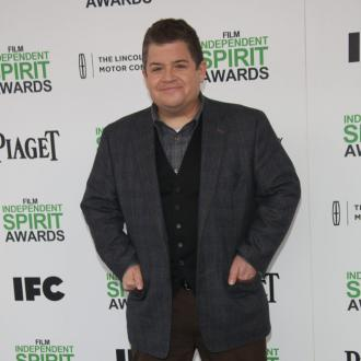 Patton Oswalt says comedy is helping him cope with wife's death