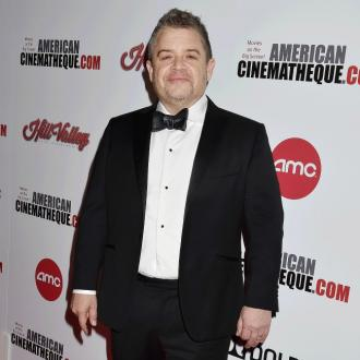 Patton Oswalt struggling with homeschooling