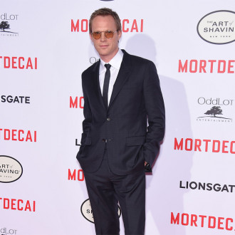 Paul Bettany was gifted manhood