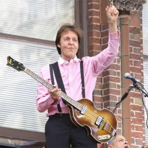 Paul Mccartney Doesn't Like Limos