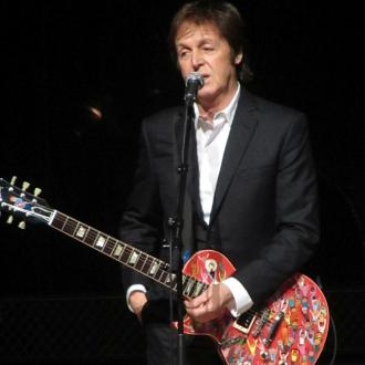 Sir Paul McCartney 'cried' before White House gig