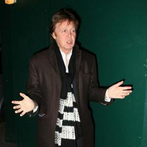 Paul Mccartney Helped Free An Elephant