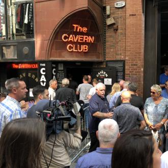 Paul McCartney turns back time at The Cavern