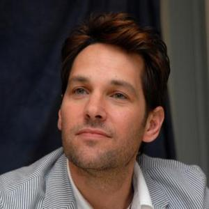 Paul Rudd Finds Parenting Tough