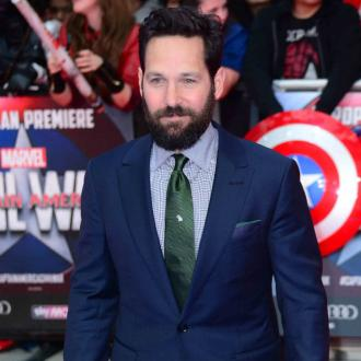 Paul Rudd felt like an 'impostor' with a six-pack