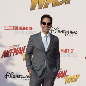 Paul Rudd 'geeked out' on Captain America: Civil War set