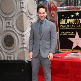 Paul Rudd: I tried to flash Michael Douglas