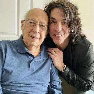 Paul Stanley wishes dad happy 100th birthday