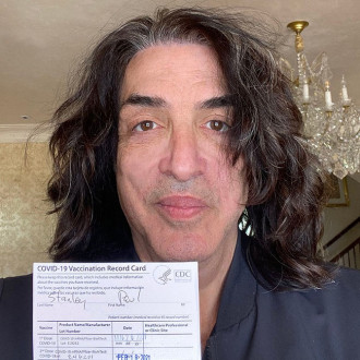 KISS rocker Paul Stanley receives second dose of COVID-19 jab