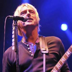 Paul Weller Enjoys Teetotal Life