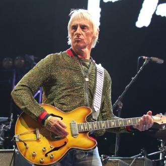 Paul Weller's large family is 'mentally tiring'
