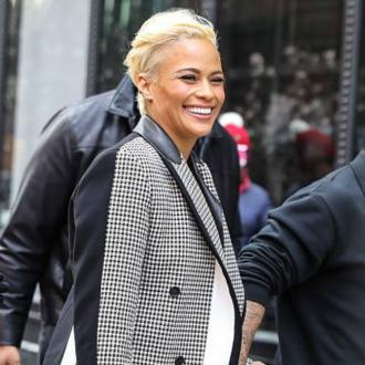 Paula Patton finds family harmony with Robin Thicke