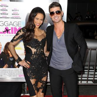 Robin Thicke Writes Song To Win Back Paula Patton