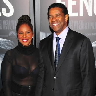 Denzel Washington shares his secret to true love