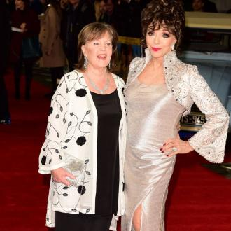 Dame Joan Collins Was Told To Take Diet Pills To Make It In Hollywood