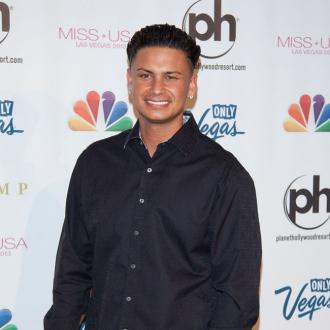 Pauly D meeting daughter for first time