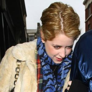 Peaches Geldof Hits The Red Carpet With Fiance