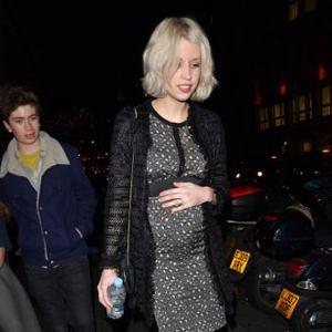 Peaches Geldof's Baby Has Chubby Cheeks