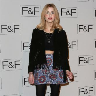 Peaches Geldof Planned Secret Tv Project