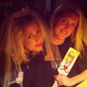 Peaches Geldof Wanted Stripper On Hen Night