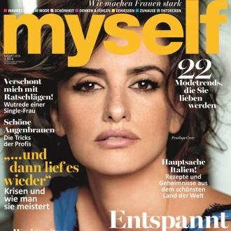 Out of touch Penelope Cruz