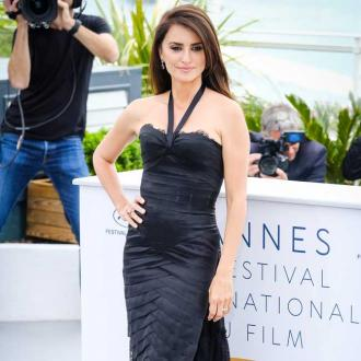 Penelope Cruz needs her work