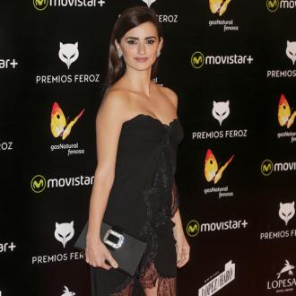 Penelope Cruz smoked because of film role