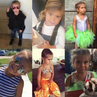 Penelope Disick Showered With Tributes For Fifth Birthday